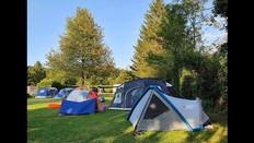 Выезд на палатки