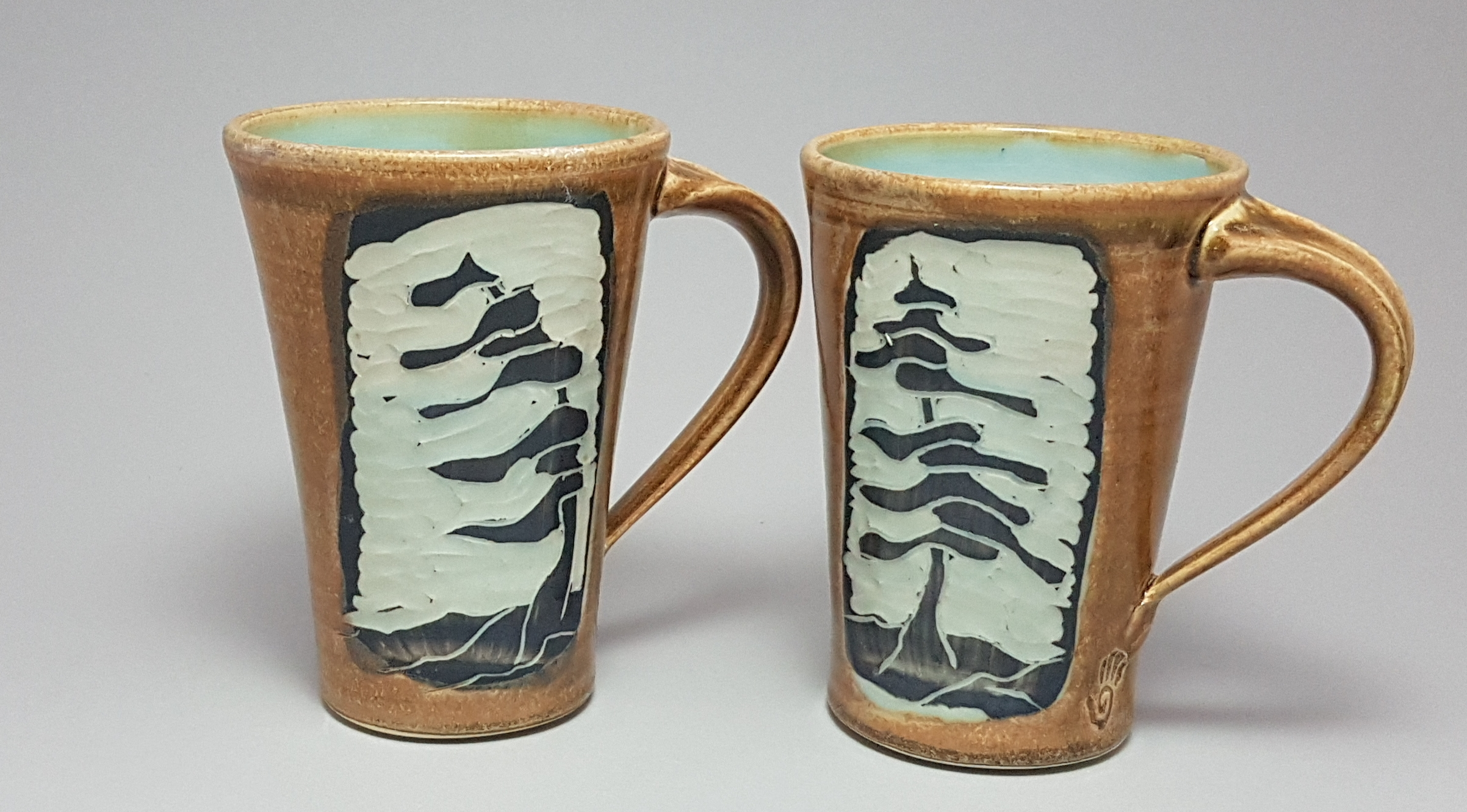 Pine Mugs Sienna 14oz
