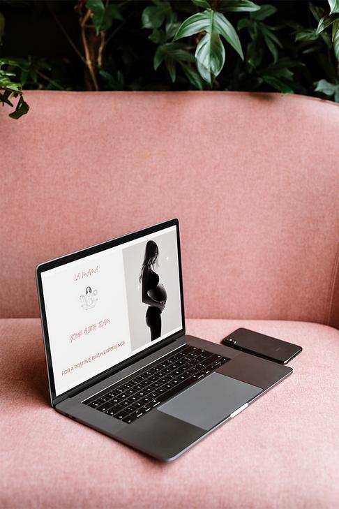 mockup-of-a-macbook-on-a-pink-sofa-2456-
