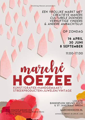 Marché Hoezee 2019