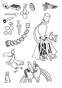 Drawings for KOKADO