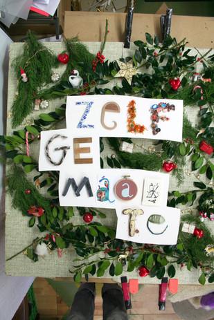 Behind the scenes Zelfgemaakte Kerstmarkt