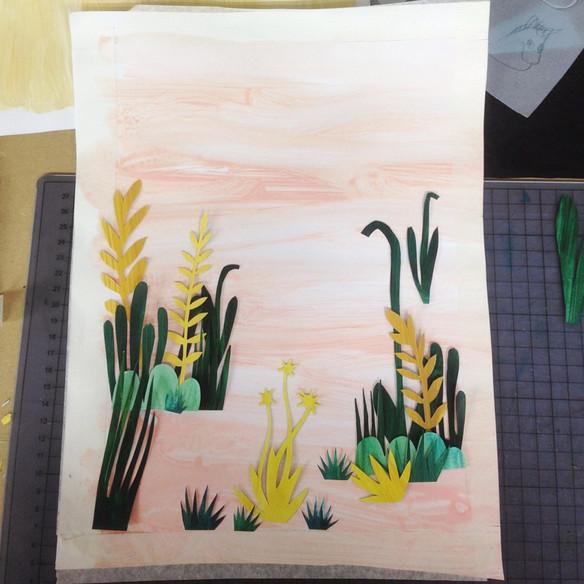 Work in progress/original illustration
