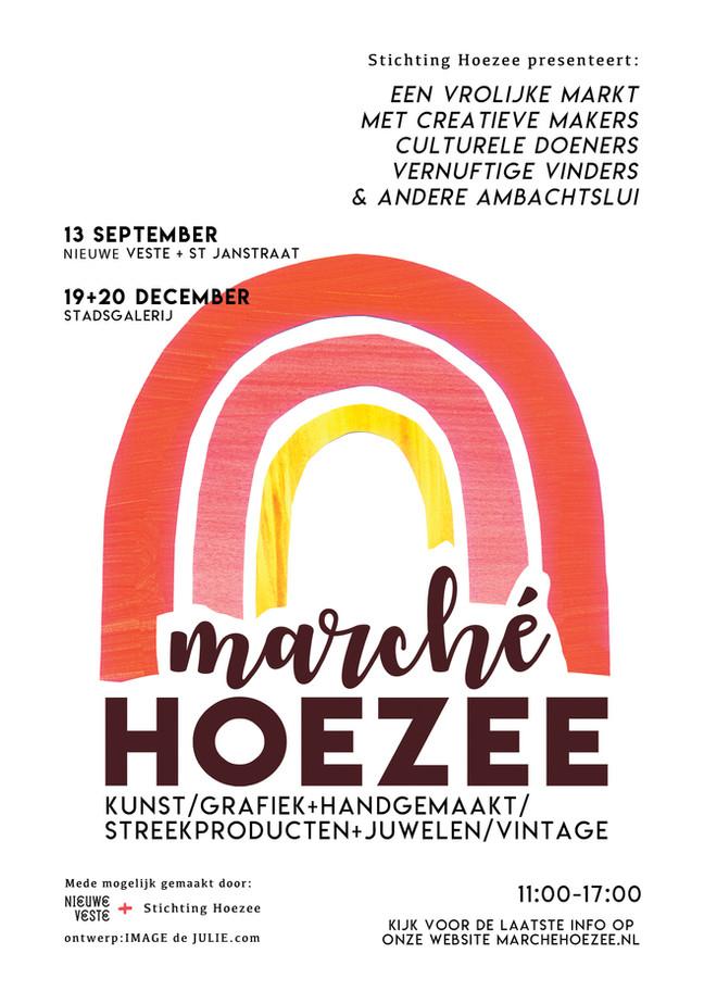 poster Marché Hoezee 2020
