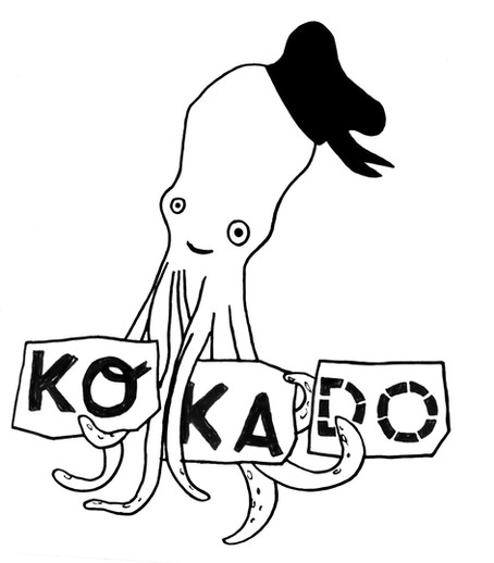 Logo design for KOKADO