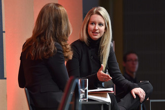 Stanford Dropout, Elizabeth Holmes, is America's YOUNGEST Self-Made #Billionaire.