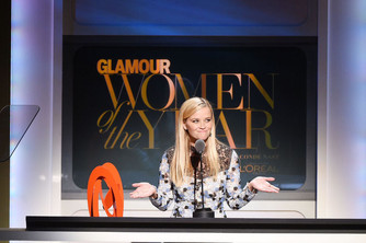 Every Man, Woman, & Child Should Read Reese Witherspoon's Moving Speech at Glamour's 201