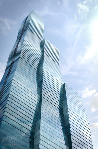 World's Tallest Female Designed Skyscraper