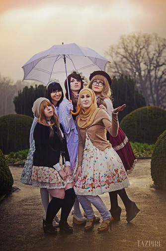 Muslim Lolita Fashion Is An Amazing New Trend Inspired By Japan