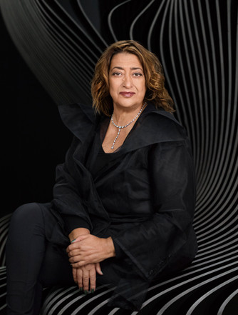 Zaha Hadid, First Women to be Awarded the Royal Gold Medal
