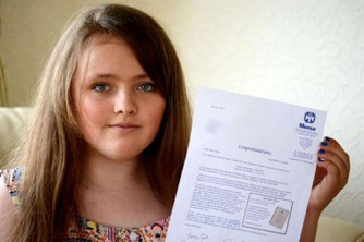 Meet The 12yr Old With a Higher IQ than Einstein AND Hawking!