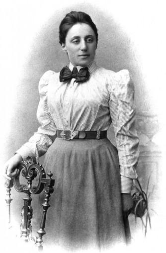 #TBT: Meet Einstein's Favorite Mathematician, Emmy Noether