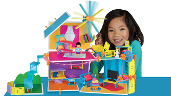Roominate: A Building Toy for Girls