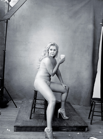 2016 Pirelli Calendar Features ROLE MODELS Instead of Supermodels... What a Concept. (Insert Sarcasm