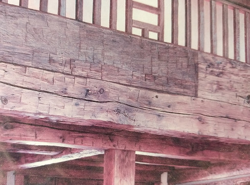 Reclaimed Post and Beam Timbers