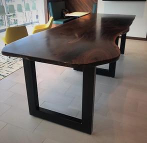 Custom Table - Black Walnut