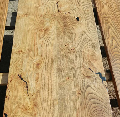 Live Edge Honey Locust - Custom Table Top