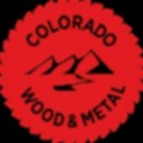 71181 Colorado Wood & Metal Logo RED.png