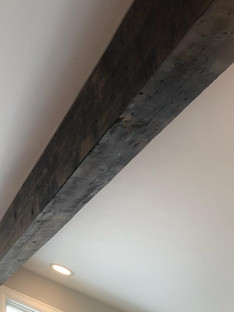 Barn Wood Beam Wrap - Reclaimed Lumber