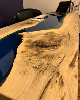 River Table - Siberian Elm