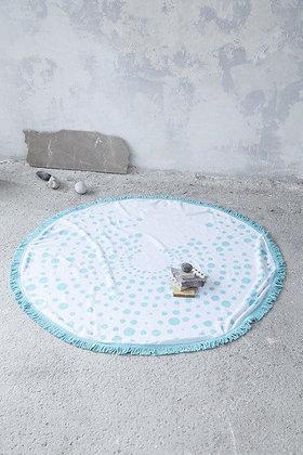 Πετσέτα Θαλάσσης Στρογγυλή