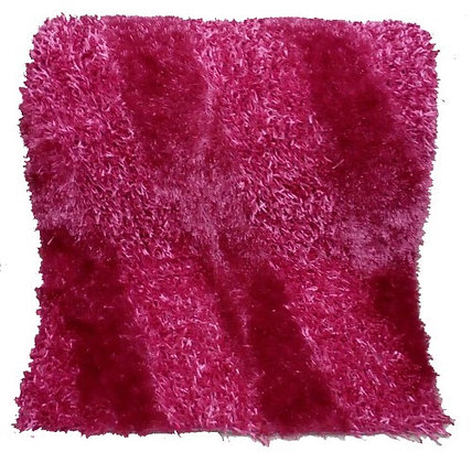 """Διάδρομος Χαλί Shaggy Royal - """"Pink"""" 0,75"""
