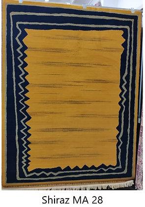 """Χαλί  Μάλλινο """"Shiraz 170  Χ 240 MA 28"""""""