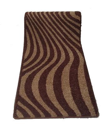 """Μοκέτα Shaggy - """"Brown Zebra """" 0,67"""