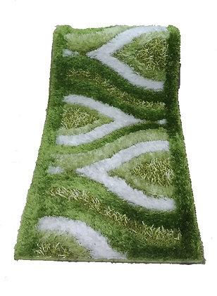 """Διάδρομος Χαλί Shaggy Royal - """"Tall Grass """" 0,67"""