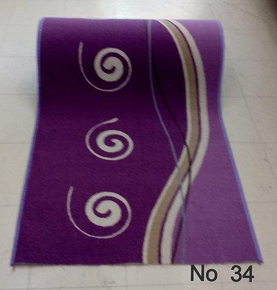 """Διάδρομος Μοκέτας - """"Snail"""" 0,57 - 0,67 - 0,80"""