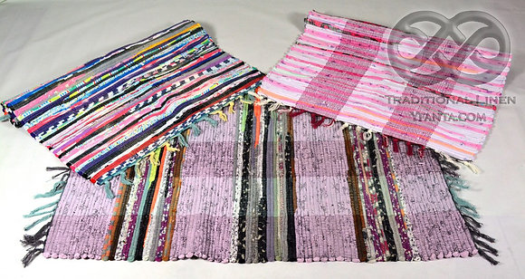 Κουρελού Παραδοσιακή Πολύχρωμη 100% Cotton