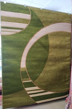 """Χαλί  Φριζέ  220  Χ 280  """"Green Circle FR 66"""""""