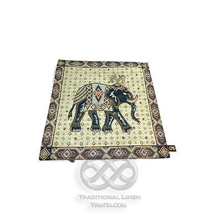 Θήκη Μαξιλαριού Διακοσμητική Σενίλ Art 007 Δίπλευρη, 45 X 45
