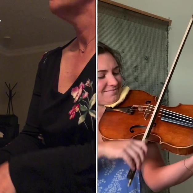 Brahms Zwei Gesänge