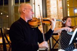 Tom Fetherston, violin & advisor
