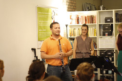 Brad Walsh, oboe