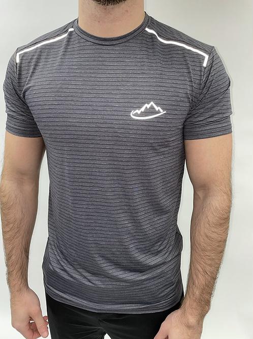 Dark Grey Performance T-Shirt