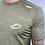 Thumbnail: Khaki Breathable Running T-Shirt