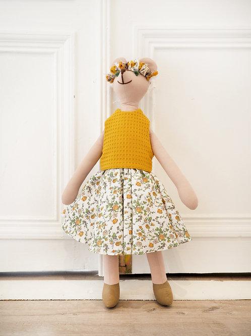 Marguerite - Look Fleuri