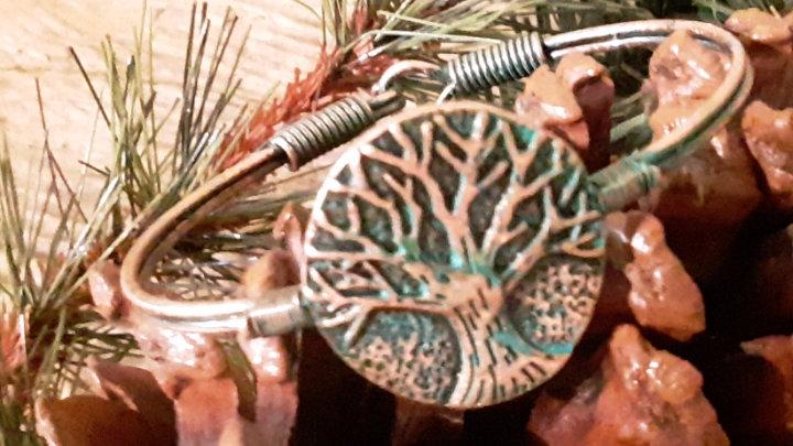 tree of life bangle