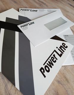 Huisstijldragers voor Powerline
