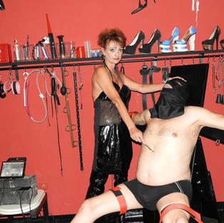My dungeon sessions