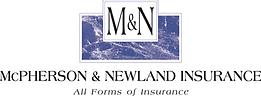 McPherson & Newland Insurance logo