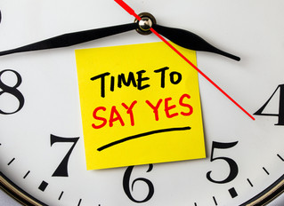 5 Reasons To Say Yes in the New Year and Why They Matter