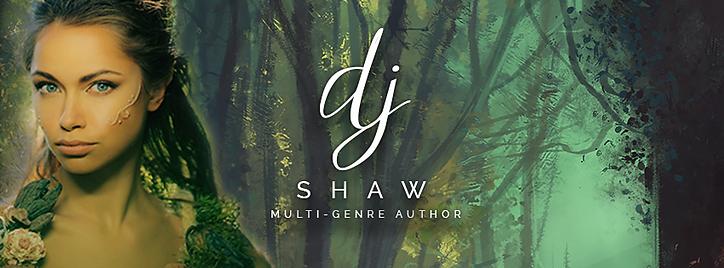 Looking for Award Winning and International Amazon Bestselling Multi-Genre Author DJ Shaw?