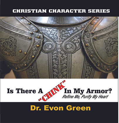 Is There A Chink In My Armor?