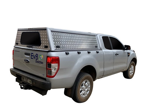Entry Level Ford Ranger Super Cab Canopy - GZ Aluminium Canopies