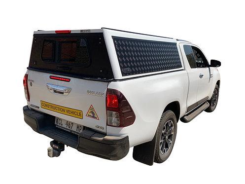 Pro Series Toyota Hilux Revo Super Cab Canopy  - GZ Aluminium Canopi