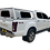 Thumbnail: Entry Level Isuzu KB Double Cab Canopy + Side Windows - GZ Aluminium Canopies