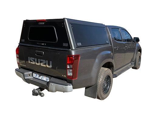 Pro Series Isuzu KB Double Cab Canopy  - GZ Aluminium Canopies